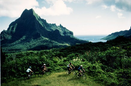 entrepreneurship mountain biking movie moorea tahiti