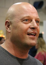 San Diego Broadcast Shoot at San Diego ComiCon with Michael Chiklis