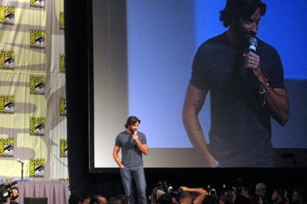 Hugh Jackman at SD Comic Con