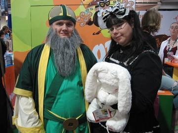 Avatar fans at San Diego Comic Con