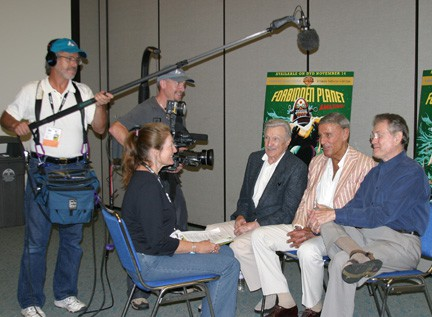 San Diego Video Production Crew Videos Forbidden Planet Cast