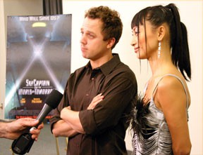 San DiegoBroadcast Video Production Services Company Videos Giovanni Ribisi and Bai Ling