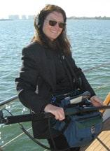 Patty Mooney Sound Technician San Diego