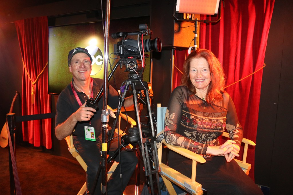 Video Producers Mark Schulze and Patty Mooney