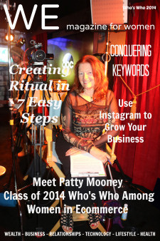 Patty Mooney Who's Who Among Women in ECommerce