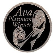 ava platinum one of many awards