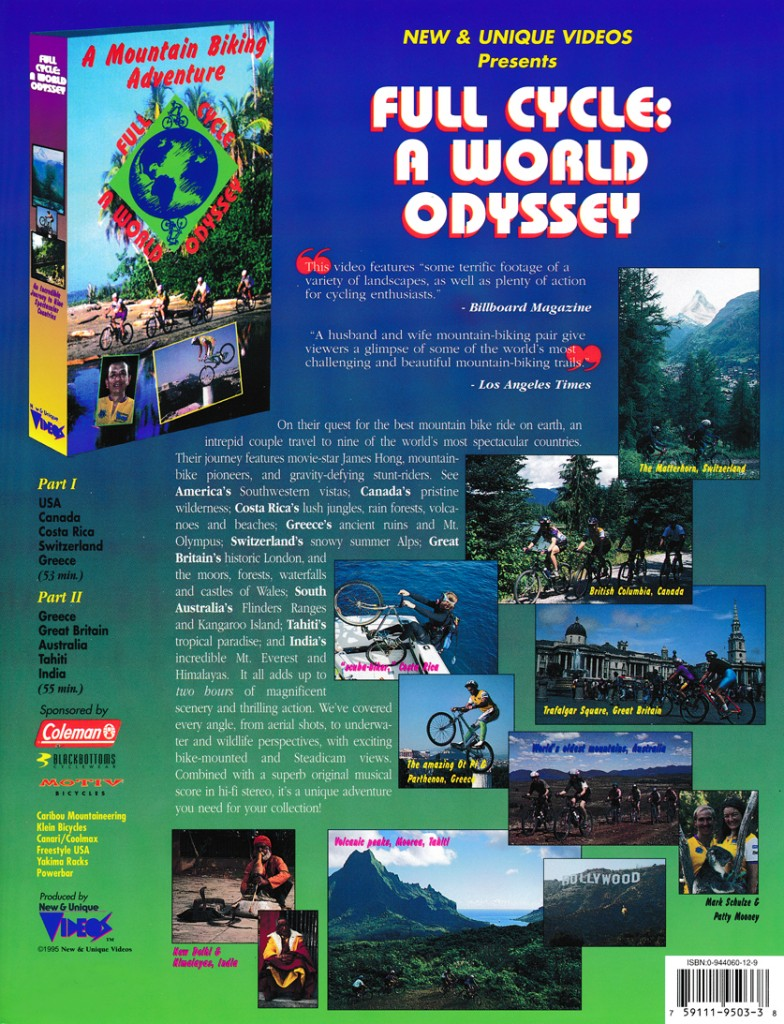 new and unique world odyssey flyer