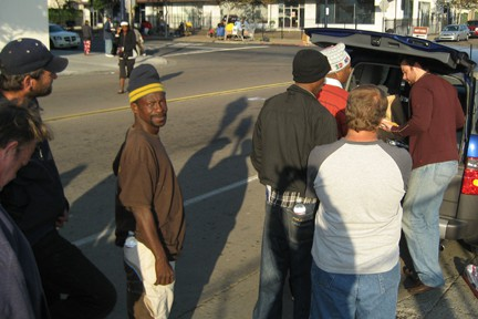 """Click here to see four-minute trailer of """"The Invisible Ones: Homeless ..."""