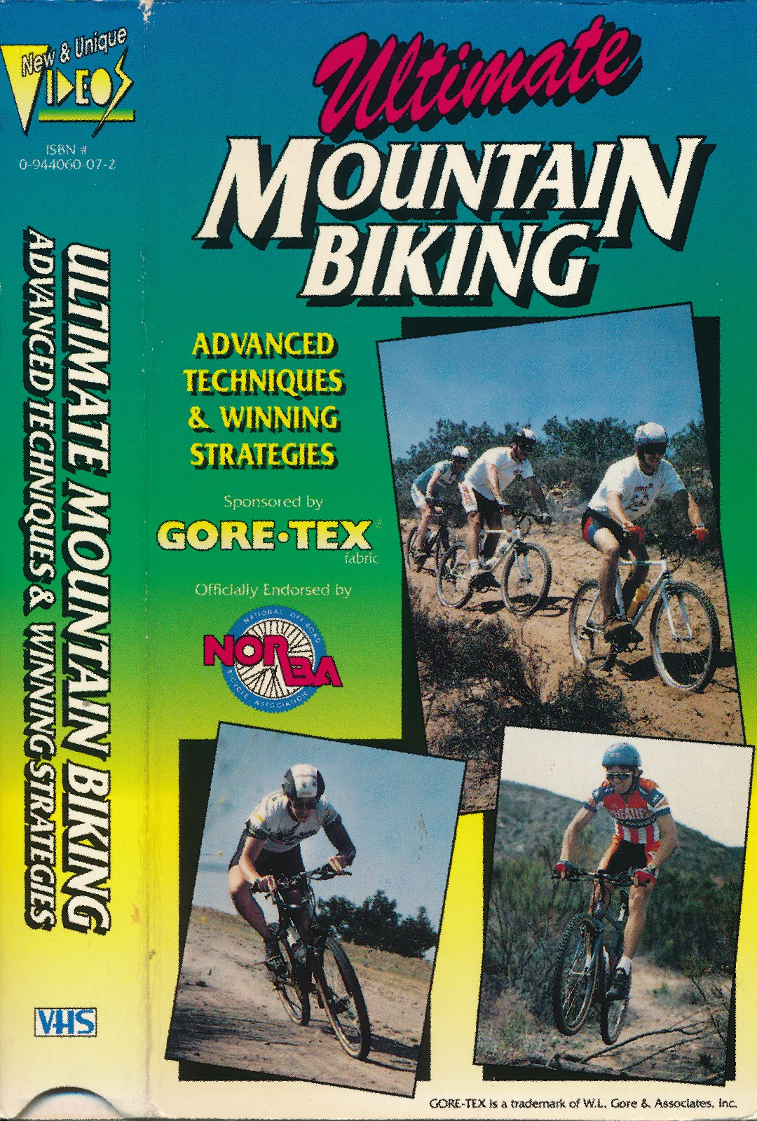 Ultimate Mountain Biking - Crystal Pyramid Productions c4cf17a43
