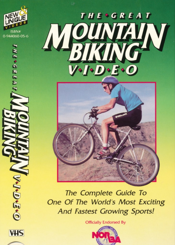 great mountain biking video cover