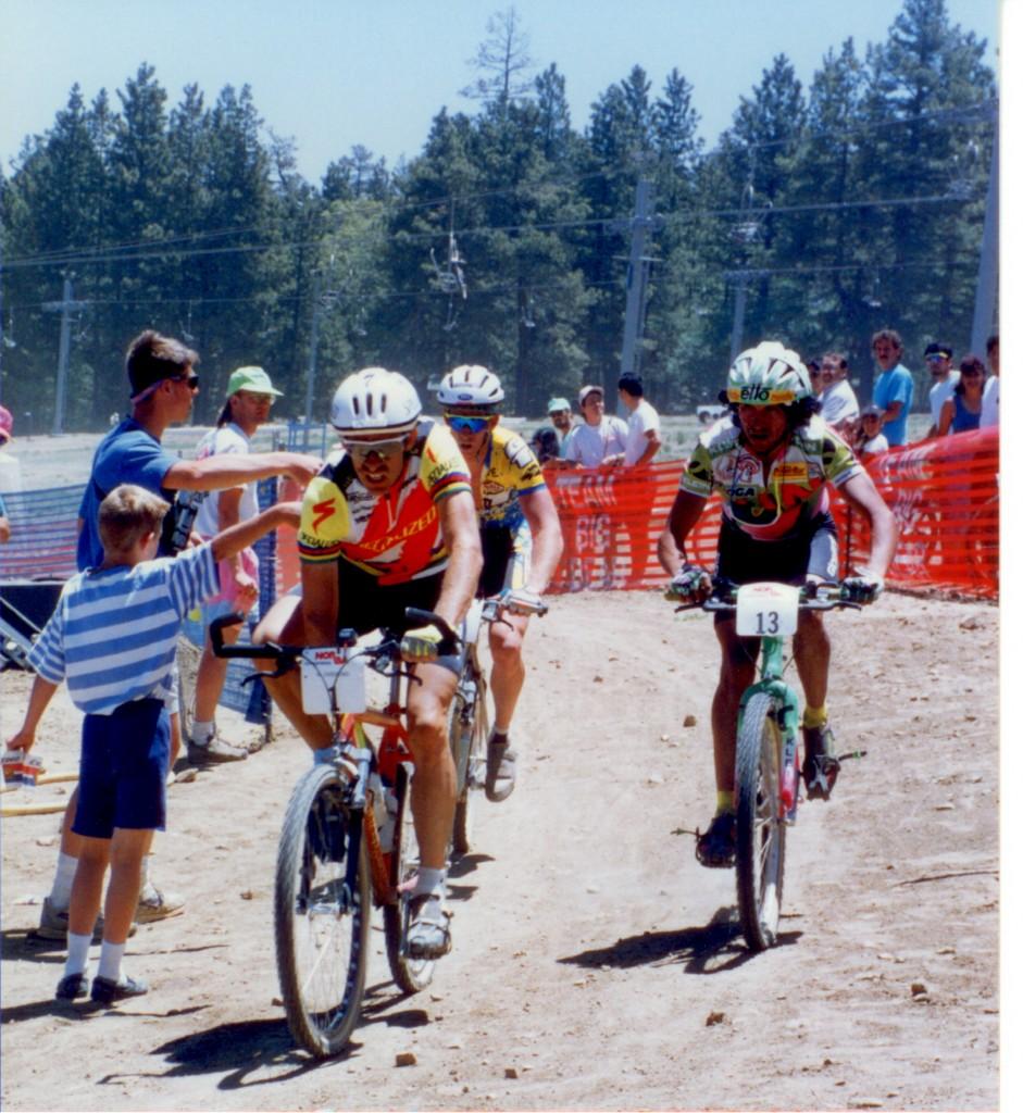 ultimate mountain biking race