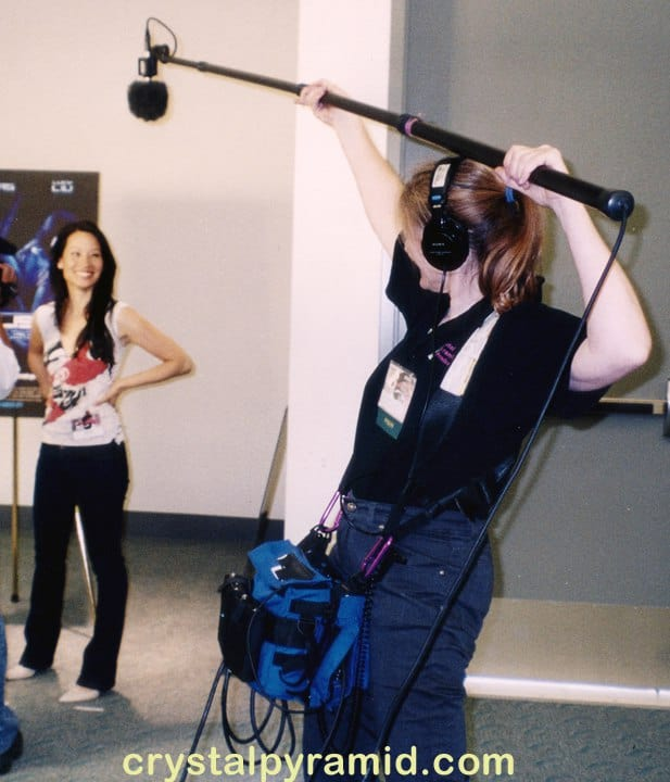 San Diego Comic Con Tales Lucy Liu Patty Mooney