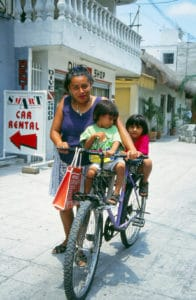 Cycling Belize – by Helen Young