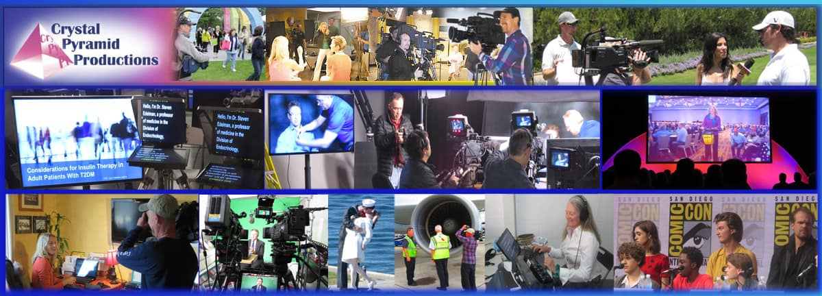 San Diego Video Productions - Crystal Pyramid Productions