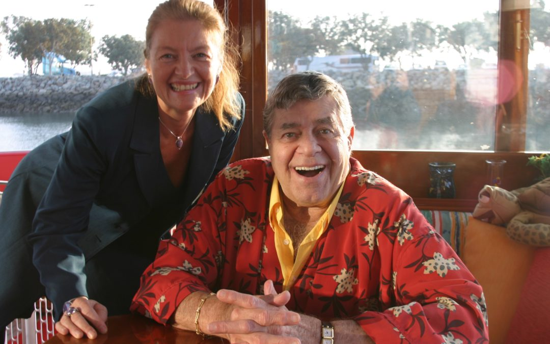 Jerry Lewis, Great Guy, Sweet Man
