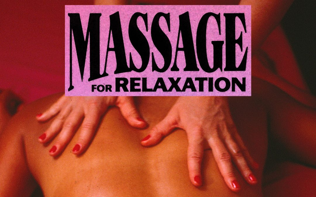 Massage For Relaxation On Demand